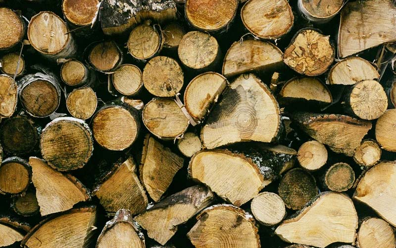 Wooden logs for sale in Leicestershire